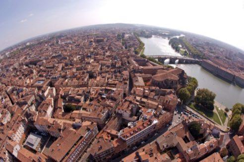 Toulouse dans le classement des villes où il faut investir en France